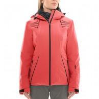 DIEL Madonna di C. ski jacket, women, peach