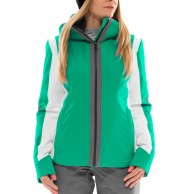 DIEL Cortina D. ski jacket, women, green