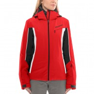 DIEL Crans-Montana, ski jacket, women, red