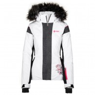 Kilpi Delia-W, skijacket, women, white