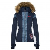 Kilpi Delia-W, skijacket, women, dark blue