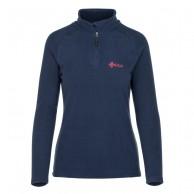 Kilpi Almagre-W, womens fleece jacket, dark blue