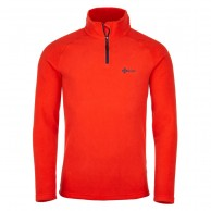 Kilpi Almagre, mens fleece jacket, red