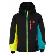 Kilpi Kally-JB, ski jacket, junior, black