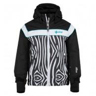 Kilpi Delis-JG, ski jacket, junior, black