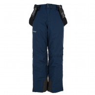 Kilpi Mimas-JB, ski pants, boys, dark blue