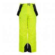 Kilpi Mimas-JB, ski pants, boys, yellow