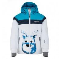 Kilpi Delis-JG, girl ski jacket, white