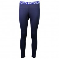 Mons Royale Christy Legging, base layer, Navy