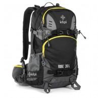 Kilpi Rise-U, skibackpack, Black