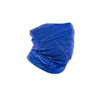 DIEL unisex neck gaiter, blue