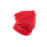 DIEL unisex neck gaiter, red