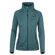 Kilpi Eris-W, fleece jacket, womens, turquoise