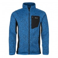 Kilpi Rigan-M midlayer, mens, blue
