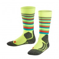 Falke SK2 Trend  ski socks, Kids, lime