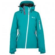Kilpi Asimetrix-W skijacket, women, turquoise