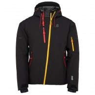Kilpi Asimetrix-M, ski jacket, men, black
