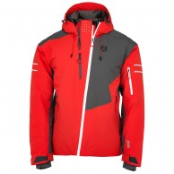 Kilpi Asimetrix-M, ski jacket, men, red