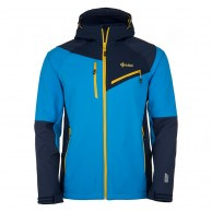 Kilpi Zenith-M softshell jacket, men, blue