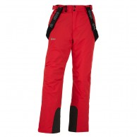 Kilpi Mimas-M, ski pants, men, red