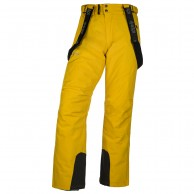 Kilpi Mimas-M, ski pants, men, yellow