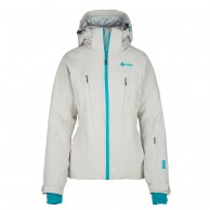 Kilpi Addison-W womens ski jacket, beige