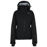 Kilpi Addison-W womens ski jacket, black