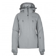 Kilpi Addison-W womens ski jacket, grey