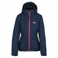 Kilpi Chip-W, womens ski jacket, dark blue