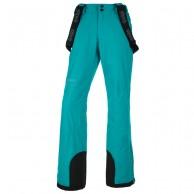 Kilpi Europa-W, womens ski pants, turquoise