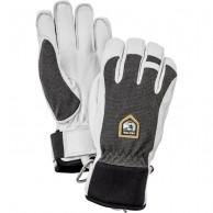 Hestra Army Leather Patrol ski gloves, koks