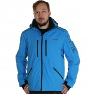 DIEL Aspen mens ski jacket, blue