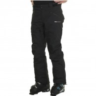 DIEL Alta Badia mens ski pants, black