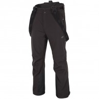 4F Hugo ski pants, men, black