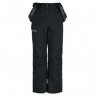 Kilpi Europa-JG, junior ski pants, black