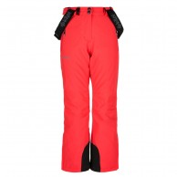Kilpi Europa-JG, junior ski pants, pink