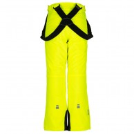 Kilpi Europa-JG, junior ski pants, yellow