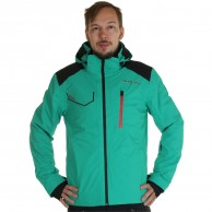 DIEL St. Anton mens ski jacket, green