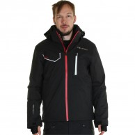 DIEL St. Anton mens ski jacket, black