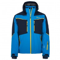 Kilpi IO-M, ski jacket, men, blue
