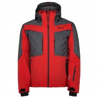 Kilpi IO-M, ski jacket, men, red