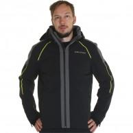DIEL St. Moritz mens ski jacket, black