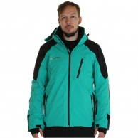 DIEL Méribel mens ski jacket, green