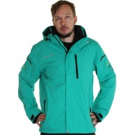 DIEL Mölltaler mens ski jacket, green