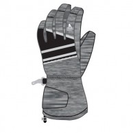 4F Ringo ski gloves, junior, grey