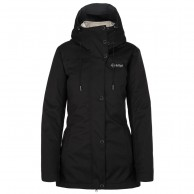 Kilpi Ivar-W, 3-in-1 jacket, women, black
