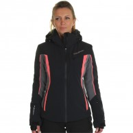 DIEL Crans-Montana, ski jacket, women, black