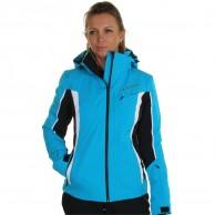 DIEL Crans-Montana, ski jacket, women, blue