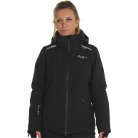 DIEL Zermatt ski jacket, women, black