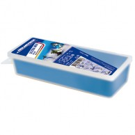 Holmenkol Ultramix, skiwax, Blue